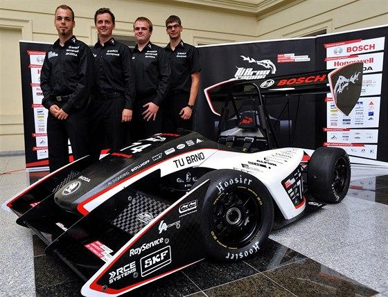 Formule Dragon univerzitního týmu Vysokého učení technického v Brně