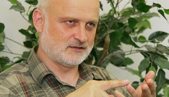 """""""Kamkoli se v Evropě vydáte, budete narážet na ekosystémy, které už člověk desetkrát předělal. Na Špicberkách ale ne,"""" říká botanik Josef Elster."""