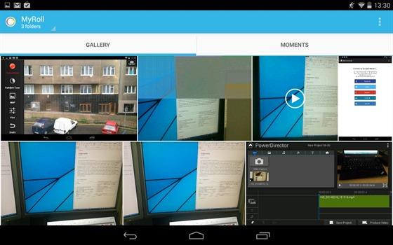 MyRoll je zajímavou alternativou ke standardním aplikacím na prohlížení fotek v...