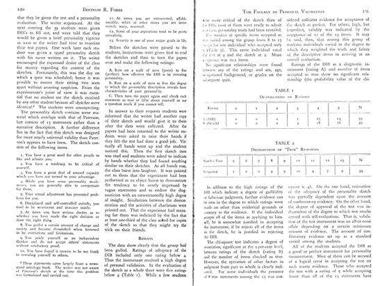 Výňatek z Forerovy studie publikované roku 1948.