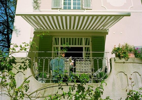 Mark�zu lze pou��t i ke stylov�mu domu.