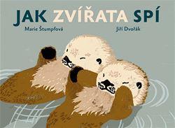 Obálka knihy Jak zvířata spí