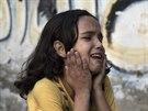 Izraelské útoky na Gazu si vyžádaly životy více naež 1 100 Palestinců (28....