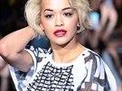 Naší inspirací byla britská zpěvačka Rita Ora.