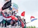 Ve Francii protesty přerostly v násilí.