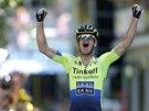 Australsk� cyklista Michael Rogers vyhr�l 16. etapu Tour de France.