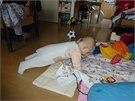 Lezení je základ pohybu, všichni ho známe z dětství, ale většina z nás