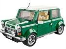 Mini Cooper Mk VII v provedení populární stavebnice Lego