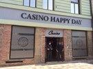 V pražském kasinu Happy Day na Václavském náměstí v centru města v sobotu...