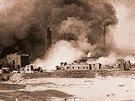 Při třech pardubických náletech před 70 lety zemřelo 263 lidí.