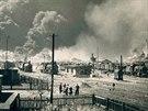 Nálety na Pardubice v roce 1944.