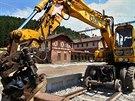 Obyvatelé Ústí nad Orlicí se jen těžce smiřují s tím, že se současně s celým...