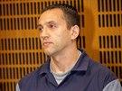David Berdych při jednání Obvodního soud pro Prahu 6, který by měl rozhodnout o...