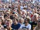 Na více než sto koncertů Colours of Ostrava 2014 byly zvědavy desetitisíce...