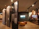 V muzeu můžete mimo jiné zhlédnout expozici s názvem Pohledy do minulosti...