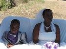Nevěsta má děti třikrát starší než je její ženich.