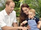 Vévoda a vévodkyně z Cambridge žádají veřejnost, aby neposílala malému princi...