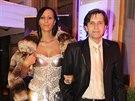 Martin Pouva a Petra Friedlová spolu byli téměř pět let.