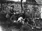 Roku 1933 se moci v Německu ujali nacisté, pod vedením Adolfa Hitlera. Ten byl...