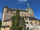 Hrad Šternberk pochází ze 13. století.
