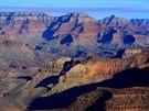 Grand Canyon z Jižního okraje (South Rim)