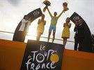 MISTR V PAŘÍŽI. Nový šampion Tour de France se jmenuje Vincenzo Nibali. 101....