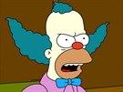 Klauna Krustyho čeká zřejmě v šestadvacáté sérii Simpsonových smrt.