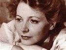 Herečka Hana Pravdová na snímku ze 30. let 20. století