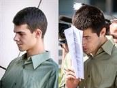 Ostrav�t� studenti, kte�� jsou obvin�ni z brut�ln�ho napaden� zp�v�ka Michala Hr�zy.