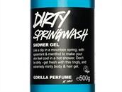Osv�uj�c� sprchov� gel Dirty Springwash, Lush, 735 K�