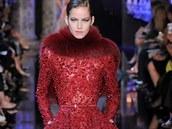 Elie Saab Haute Couture: podzim - zima 2014/2015