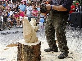 Den dřeva v Hlinsku