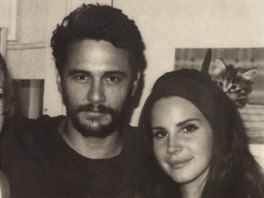 Lana Del Rey a James Franco