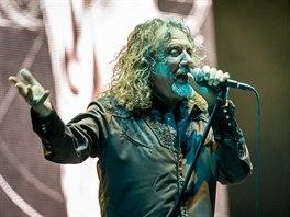 Colours of Ostrava 2014: Robert Plant