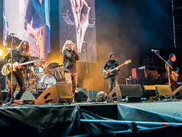 Colours of Ostrava 2014: Robert Plant And The Sensational Space Shifters