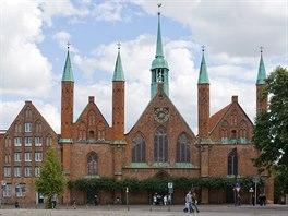 Hospitál sv. Ducha ve starém městě v Lübecku