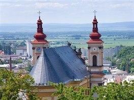 Šternberk, Chrám zvěstování Panny Marie
