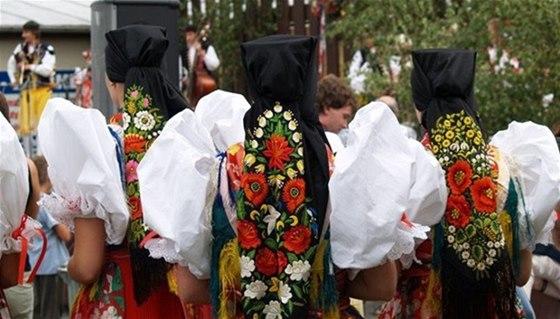 Na slavnostech budete moci obdivovat nejenom kroje chodské, ale i arménské,