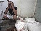 Podle palestinských zdravotníků si izraelské údery na Gazu vyžádaly už více než...