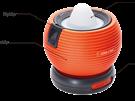 Bezdrátový echolot je kompatibilní s mobilními telefony běžícími na operačním...