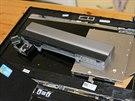Takhle dopadl notebook napadené poté, co se ho zmocnil její agresivní přítel.