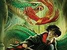 Obálka druhého dílu Harry Potter a tajemná komnata