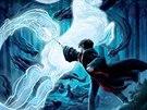 Obálka třetího dílu Harry Potter a vězeň z Azkabanu