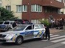 Policisté zadrželi ženu, která v pražském Motole unesla tříměsíční dítě (31. července 2014).