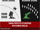 Izraelská propaganda (2. 8. 2014)
