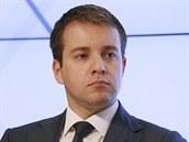 Nikolaj Nikiforov, ruský ministr komunikací a masových médií