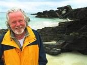 Hv�zdou leto�ního M�síce autorského �tení byl skotský spisovatel Peter May.