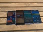 Fotografie pořízená HTC One M8
