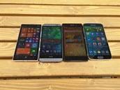 Fotografie pořízená LG G3