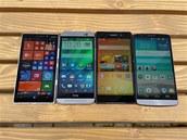 Fotografie pořízená smartphonem Samsung Galaxy S5